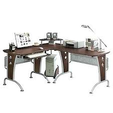 Desk L With Organizer Mahogany L Desk Product Detail Mahogany Office Desk With Hutch