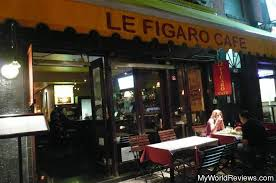 le figaro cuisine review of le figaro cafe at myworldreviews com