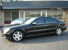 2003 mercedes s500 for sale used mercedes s class s500 sport pkg 2003 details buy used