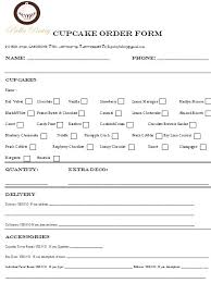 cake consultation form menus and order forms bridalhaircotract austin wedding hair and makeup contract