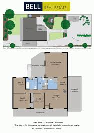 Residences Evelyn Floor Plan by 4 Kirkwood Court Montrose Vic 3765 Sold Realestateview
