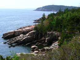 Free images landscape sea coast nature rock shore