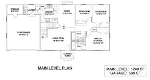 Floor Plans With 3 Car Garage Special Select U201d Floor Plans To Control Costs Landmark Home And