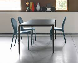 Extendable Table by Extendable Table Light By Tonin Casa With Aluminum Laminate Top Legs