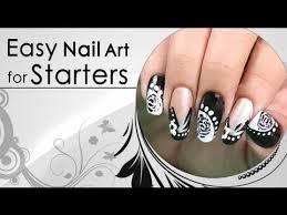 easy nail art design for starters do it yourself khoobsurati