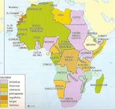 mapa de africa el mundo contemporáneo historia y problemas mapas de áfrica en