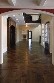 work in progress on our oak landmark versailles panelled floor a