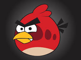 red angry bird vector art u0026 graphics freevector