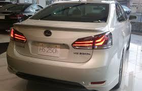 lexus hs 250h lexus который никогда не будет продаваться у нас carleader ru