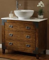 36 Inch Bathroom Vanities 36 Inch Bathroom Vanity Vessel Sink Top Plantation Style Medium