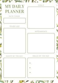 design planner customize 310 planner templates online canva