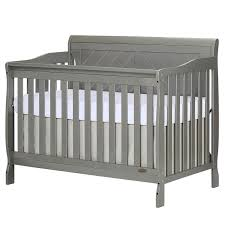 Hton Convertible Crib On Me Ashton Panel 5 In 1 Convertible Crib Reviews