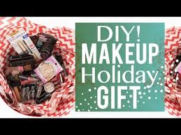 makeup gift baskets d i y drugstore makeup gift set last minute gift idea makeup