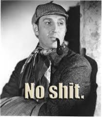 No Shit Memes - no shit sherlock image gallery know your meme