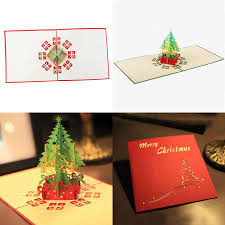 aliexpress com buy fantastic 3d pop up holiday greeting cards
