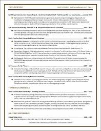 Best Resume Format For Graduate Students by New Grads Resume For High Students College Applications