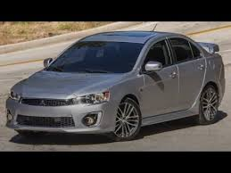Lancer Sportback Interior 2016 Mitsubishi Lancer Review Ratings Specs Prices And Photos