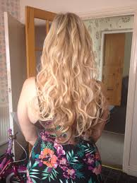 Cinderella Extensions Curly Hair | gorgeous 18 inch wavy cinderella hair extensions by mango hair