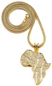 african gold necklace images Cheap africa map necklace find africa map necklace deals on line jpg
