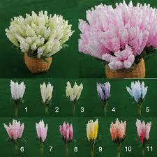home decoration flowers online get cheap artificial lavender plant aliexpress com