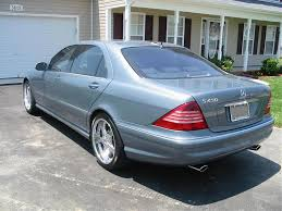 2002 s430 mercedes lowering 04 s430 mbworld org forums