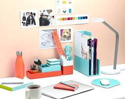 Desk Accessory Sets Modern Desk Organizer Modern Desk Organizer For Cubicle Plus