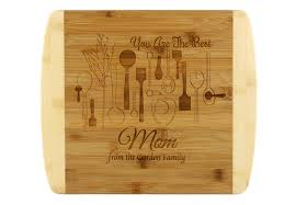 engraved cutting boards personalized cutting board chef theme for