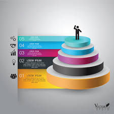 3d infographic modern template vector 02 vector business free