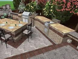Paving Stone Designs For Patios by Exterior Versetta Stone With Unilock Pavers For Exciting Patio Design