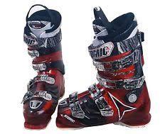 used s ski boots size 9 atomic ski boots ebay