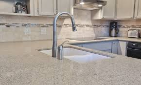 Celebrating National Backsplash Month Part  KitchenCRATE - Linear tile backsplash