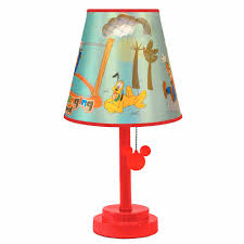disney mickey mouse die cut table lamp walmart com