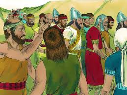 free bible images daniel and his friends refuse to eat foods that