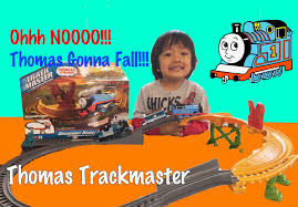 Plan Toys Garage Reviews by Thomas U0026 Friends Trains Trackmaster Breakaway Bridge Set Review