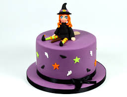 how to make a halloween witch novelty cake decorating fondant