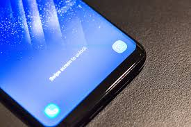 this is the samsung galaxy s8 coming april 21st the verge extending the screen to near the bottom of the phone means that there s no room for samsung s traditional hardware home button instead it uses software