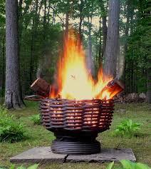 custom outdoor fire pits 224 best firebowls u0026 firepits images on pinterest outdoor fire