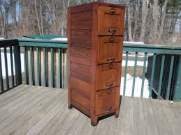 Vintage Oak Filing Cabinet Sold Antique 4 Drw Oak File Cabinet C 1910 Hshire Antique