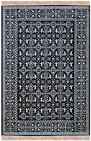 White Modern Rug by Rugs Woodwaves
