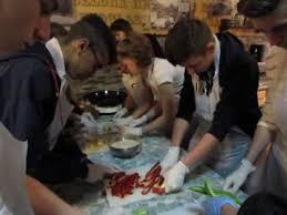 cours de cuisine 11 cours de paella au restaurant néoclassic 11 mai 2016