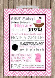 pirate princess invitation princess pirate party pinterest