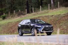 lexus suv hybrid specifications 2016 lexus rx200t rx350 rx450h price and features