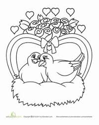 valentines day coloring pages valentine u0027s day or saint