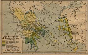 Blank Map Of Ancient Greece Ancient Greece A Lasting Legacy