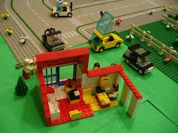 Lego Office 6349 2 Post Office Sets Clabrisic
