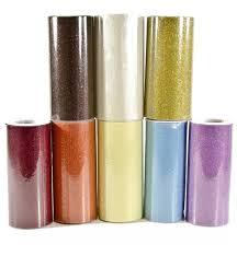 rolls of tulle 6 inch wavy glitter tulle roll