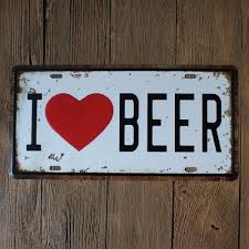 Love Home Decor Sign by Online Get Cheap Love Beer Aliexpress Com Alibaba Group