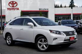 lexus rx 350 used engine used 2013 lexus rx 350 for sale bellevue wa