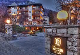 rezia hotel bormio italy booking com