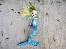 how to make a mermaid tail youtube